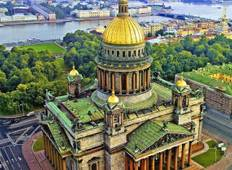 Active 3-Day Tour of St Petersburg with Private Guide (Tour Only, No Accommodation) Tour