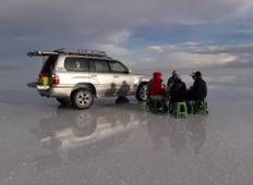 Discover Uyuni Salt Flats in 3 Days from Uyuni Tour