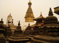 Golden Escapes with Kathmandu Tour