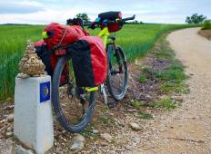 The Way of St James: French Way by bike from Ponferrada Tour