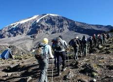 6 Days, 5 Nights Climbing Mt. Kilimanjaro Via Lemosho Route Tour
