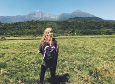 4 Days Mount Meru Tour
