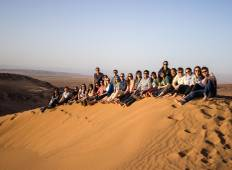 5-day tour Casablanca - the great dunes of Erg Chigaga Tour