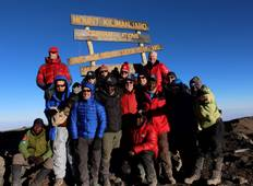7 Days Mount Kilimanjaro Climb - Marangu Route Tour