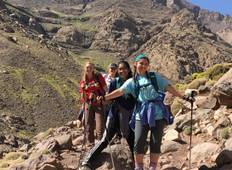 4-Day  Berber villages & Mt Toubkal Ascent Tour