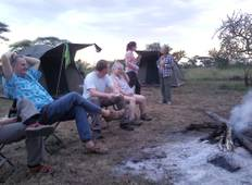 6 Days Tanzania Camping Safari Tour