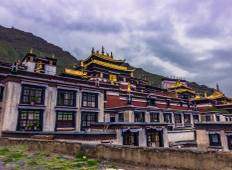 Glimpses of Nepal and Tibet Tour 13 Days Tour