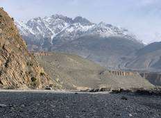 Lo Manthang - The Upper Mustang Trek Tour