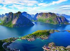 Scottish Highlights and Norwegian Fjords - Expedition (Reverse) Tour