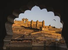 Rajasthan Forts and Palaces Tour with Ganges Tour