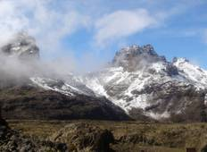 Mount Kenya Climbing - 6 Days Chogoria Route Down Naro Moru route Tour