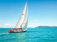Condor Whitsundays Maxi Sailing (2 days, 2 nights) Tour