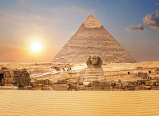 Cairo & cruise on the Nile: The Land of the Pharaohs (port-to-port) Tour