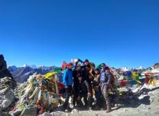 10 days Everest Base camp Trek Tour