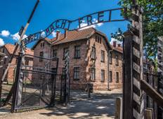 Discover Poland and its Jewish Heritage (Krakow, Auschwitz, Warsaw) Tour