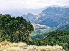 Simien Mountains Camping und Trekking Expedition Rundreise