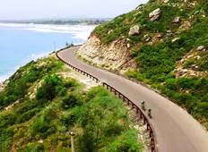 Private self-guided: Cycle Central Vietnam\'s Coast Tour