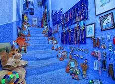 4 Days Desert tour: Chefchaouen from Marrakech  Tour