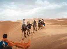 5-Days private tour from Agadir to Fes Tour