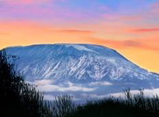 Mount Kilimanjaro Climb- Machame route (6Days) Tour