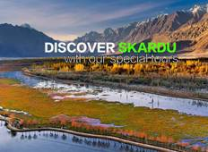6 Days Vip Trip To Skardu Honeymoon Tour