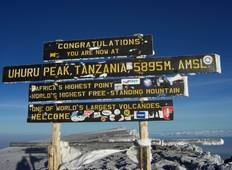 Kilimanjaro Climb-7 days Machame Route Tour