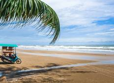 Private self-guided: Cycle Thailand from Bangkok to Phuket Tour