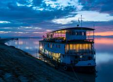 India Adventure: Cruise & Bike the Brahmaputra  Tour
