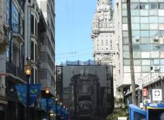 Montevideo, Capital of Uruguay Tour