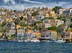 GYR- Wonderful Greece Islands 7N - Full Board cruise Tour