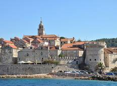 GYR- Explore magnificent Croatia from Split to Dubrovnik 7N- cruise  Tour