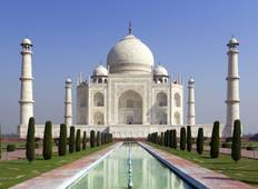 Visit India\'s History with Golden Triangle with Udaipur Tour 6 Days 5 Nights Tour