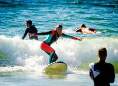 6 Days Surf Lesson at Ericeira Tour