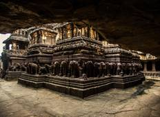 Golden Triangle Tour with Ajanta and Ellora Caves Tour