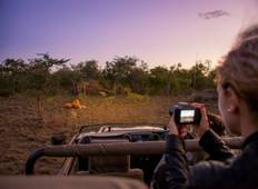 3 Nights Hwange Wildlife Safari Tour