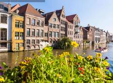 Best of Holland Belgium and Luxembourg (including Ghent) Tour
