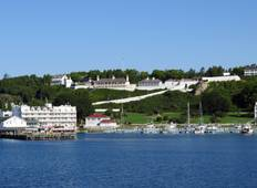 Mackinac Island featuring the Grand Hotel and the Tulip Time Festival (Chicago, IL to Dearborn, MI) Tour