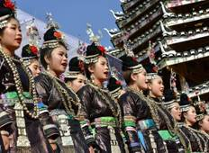 China Minorities Adventure Tour