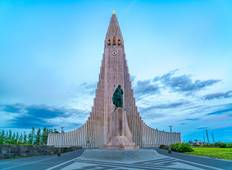 6D5N Free & Easy Iceland  | Golden Circle, Reykjavik City Tour & Airport Transfer Tour