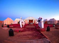 Erg Chigaga Luxury Desert Camp Tour From Agadir To Marrakech Tour