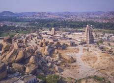 Bangalore to Hampi 3 Days Private Tour Tour
