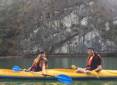 Pu Luong Nature Reserve - Ninh Binh - Lan Ha bay - Cat Ba island  Tour