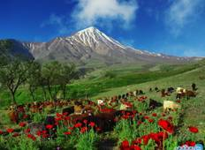 Climbing Damavand North East Face Tour