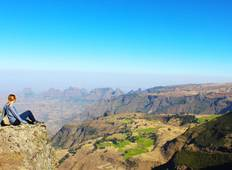 Hiking to Ethiopian Highest Mountain  Tour