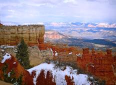 Spectacular Canyons and National Parks (End Denver, 13 Days) Tour
