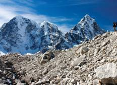 Real Everest Base Camp Tour