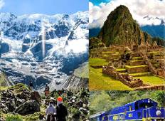 Salkantay 4 days - Return by train from Cusco Tour