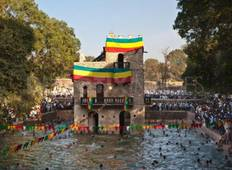 Explore Ethiopian during Epiphany Festival in the African Camelot and other historical sites  Tour