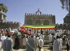 Visit the place of the original arc of the covenant in Ethiopia during Tsion Mariam annual Celebration Tour