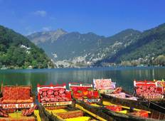 Car & Driver For Delhi - Nainital 2 Nights 3 Days Trip with Delhi Drop Tour